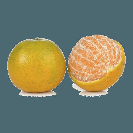 Mandarine-jaune